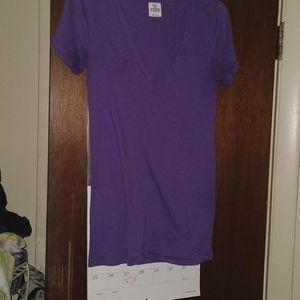 VSpink cotton t-shirt